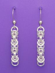 Moonlight Dangles Chain Maille