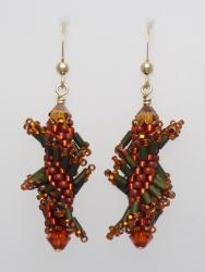 Tantalizing Twists - Falling Leaves Twist Earring Kit