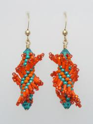 Tantalizing Twists - Koi Pond Twist Earring Kit