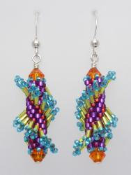 Tantalizing Twists - Kaleidoscope Twist Earring Kit