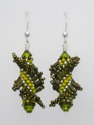 Tantalizing Twists - Lichen Twist Earring Kit