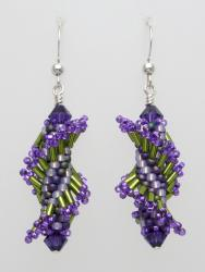Tantalizing Twists - Lilac Twist Earring Kit